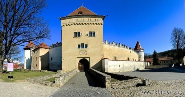 Opäť sa pustili do rekonštrukcie Kežmarského hradu