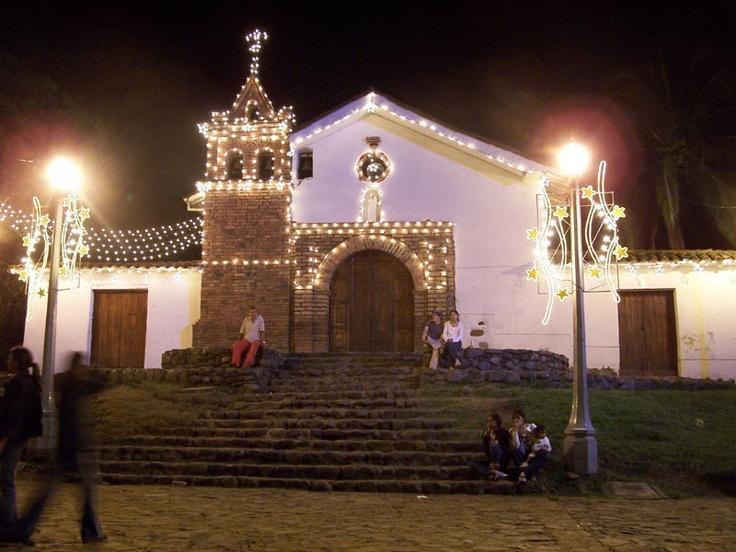 Iglesia de San Antonio. Cali. Valle del Cauca, Colombia