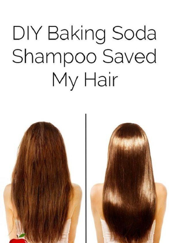 Baking Soda Shampoo Saved My Hair No More Hair Fall