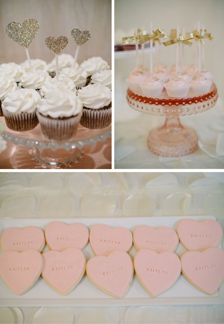 A Pretty Pastel Birthday Party. This color palette would work great for a baby shower as well. #pretty #pastels