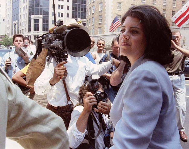 Les maitresses du pouvoir Monica Lewinsky