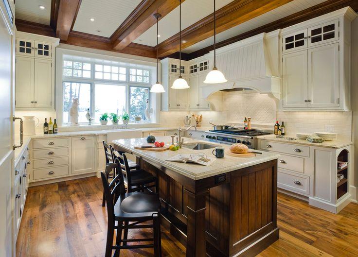 Interior lake cottge design muskoka lakes cottage design for Kitchen designs toronto