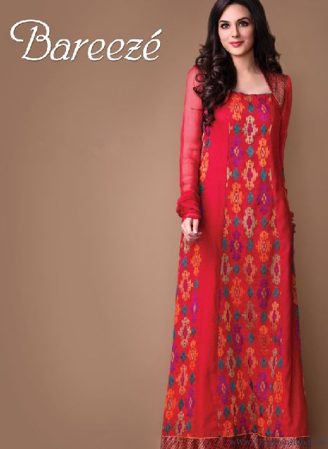 Bareeze Eid ul Adha Dress 2013-2014 (3)