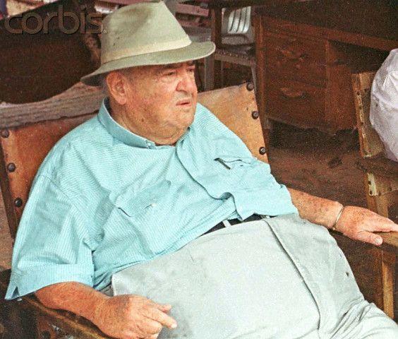 Fabio Ochoa. Agricultural icon.