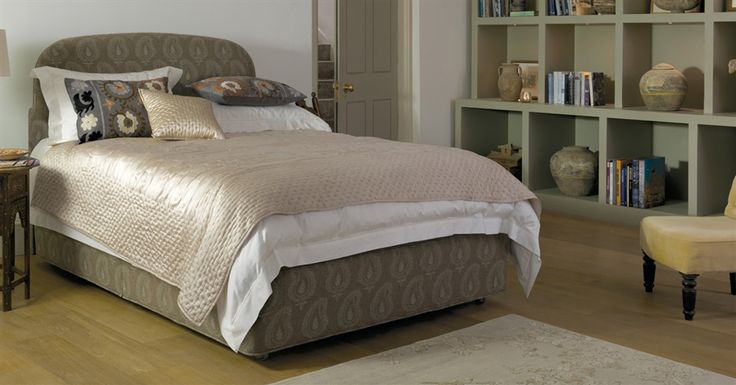 The Coronet Mattress by Vispring | Available at Scottsdale Bedrooms