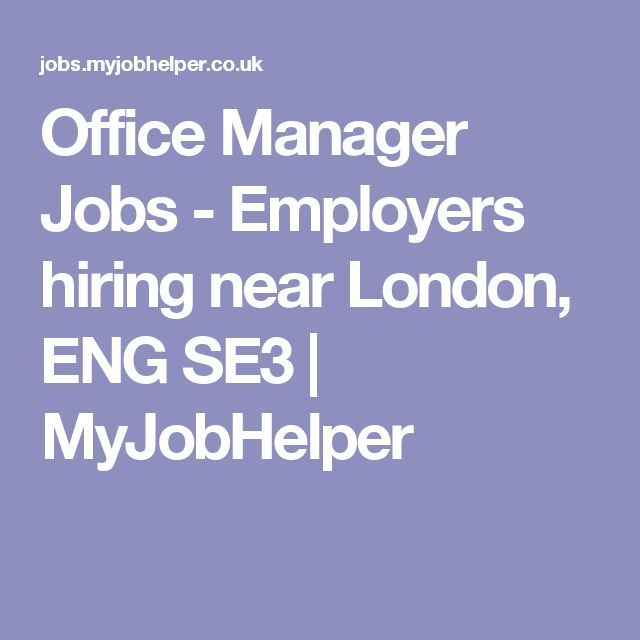 Best  Office Manager Jobs Ideas On   Office