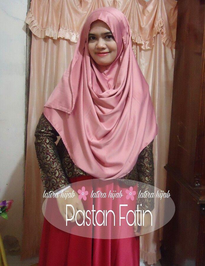 Hijab fashion, style hijab Indonesia, shawl instan