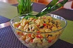 Tortellinisalat, ein schönes Rezept aus der Kategorie Gemüse. Bewertungen: 110. Durchschnitt: Ø 4,3.