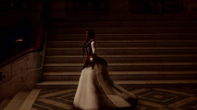 Ballgown-Stretched texture | Dragon Age | Dragon age