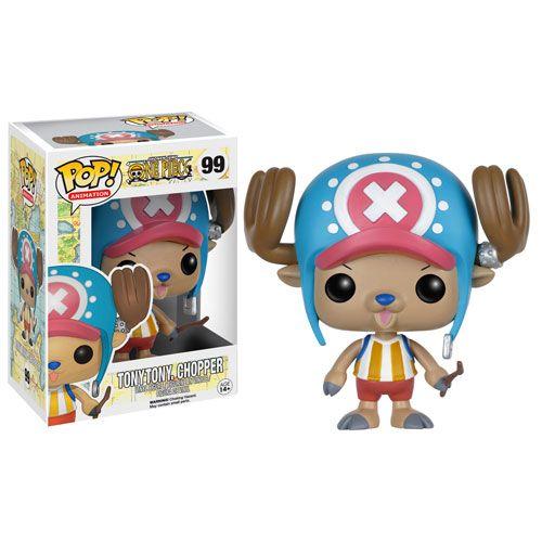 One Piece Tony Tony Chopper Pop! Vinyl Figure - Funko - One Piece - Pop! Vinyl Figures at Entertainment Earth