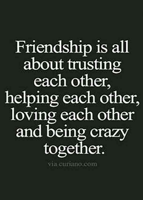 Quote On Friendship And Love