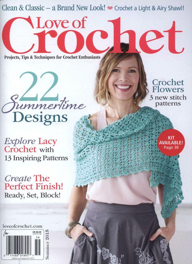 Love of Crochet Summer 2015 - understatement - understatement