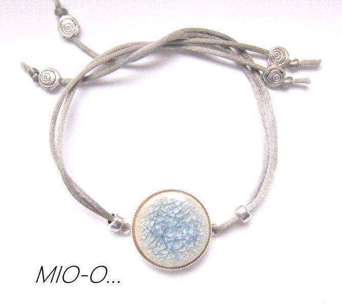 Armbänder - Armband Blue - ein Designerstück von MIO-O bei DaWanda