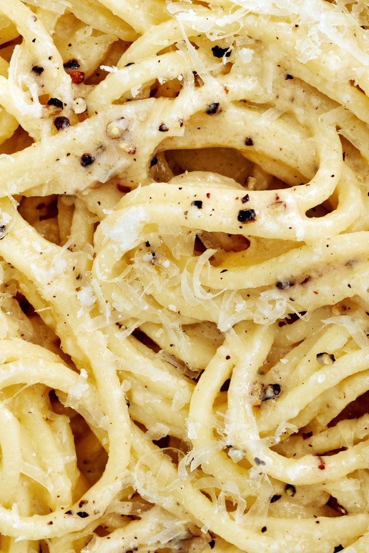 It is among the most basic, simplest pastas there is, and suddenly trendy to boot Why Because when made right, it is incredible.