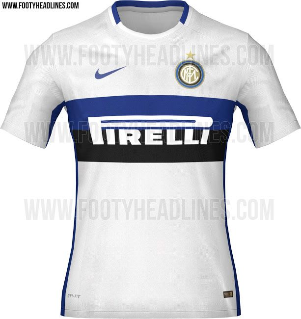 INTER DE MILAN 2015/16 away