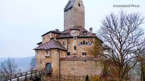 How To Own Your Own Private Castle (VIDEO)