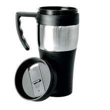 Promotional Insulated travel mug (Item: W4M1346) from £2.04 plain or branded by Water4Fish - Promotional Products & Items