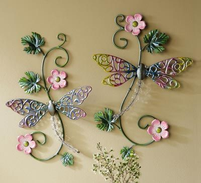 Dragonfly Wall Decor best 404 Декор из металла images on pinterest | other