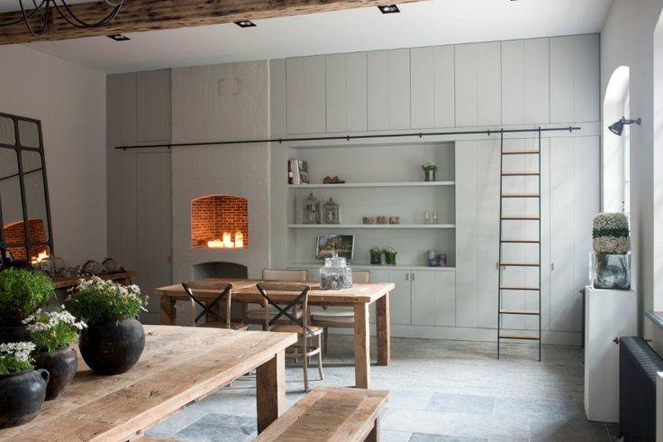 Het Atelier - Interieur (Hooglede, Belgium) | project: Vandemoortel