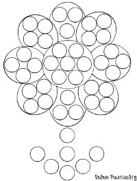 Palmer Practicality: Spring Do a Dot Printables