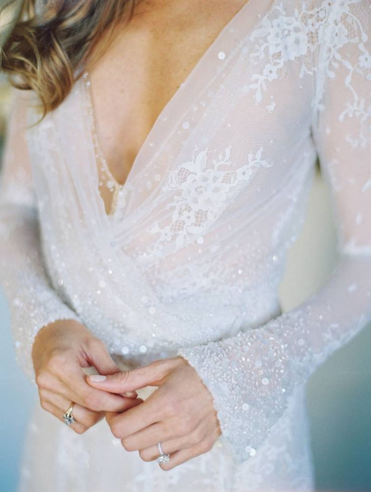 Stunning California Wedding with the most amazing Inbal Dror dress via Magnolia Rouge http://wedding-dress-tips.us