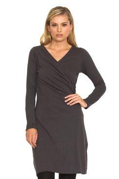 Lexi Dress Grey