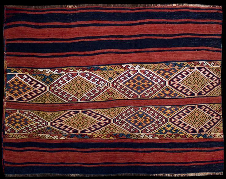 Anatolian Malatya Jijim Kilim  131 x 99 cm