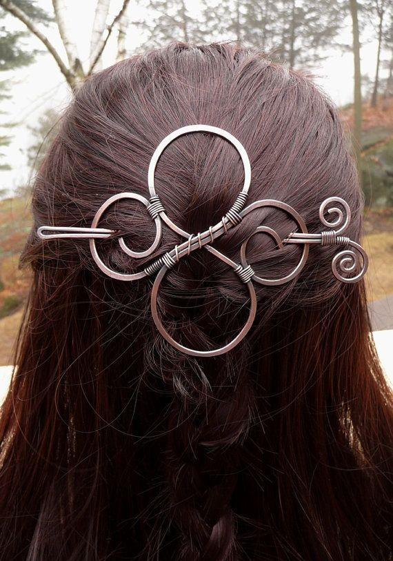 Best 25+ Celtic hair ideas on Pinterest   Celtic braid ...