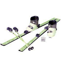 Downhill Ski Gear 2000