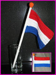 Haakpatroon Vlag