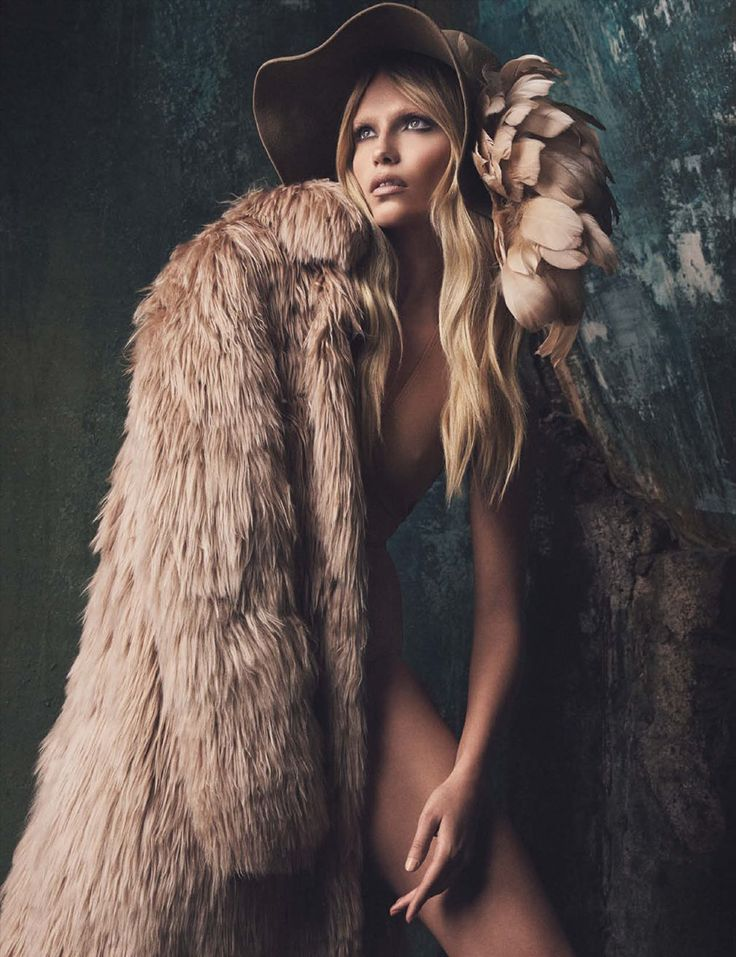 visual optimism; fashion editorials, shows, campaigns & more!: poly pur: natasha poly by luigi & iango for vogue germany october 2014
