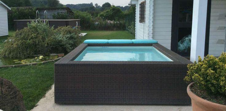 Les 25 meilleures id es concernant installation piscine for Cout installation piscine