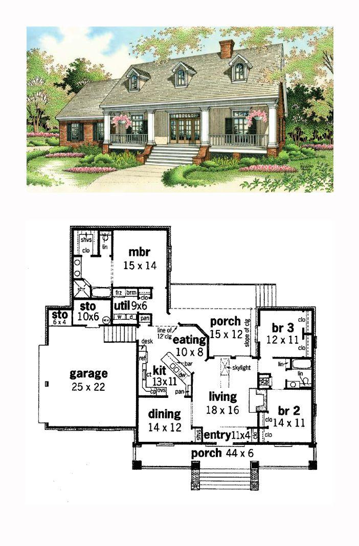 960 Best House Plans Small Er Images On Pinterest