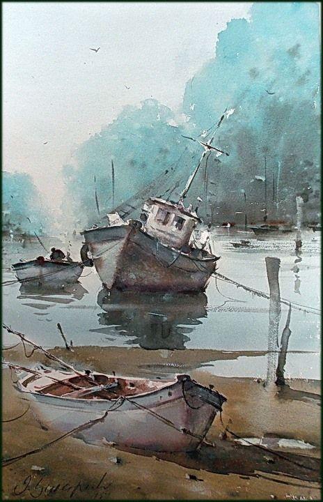 Dusan Djukaric · Fishing boat !!