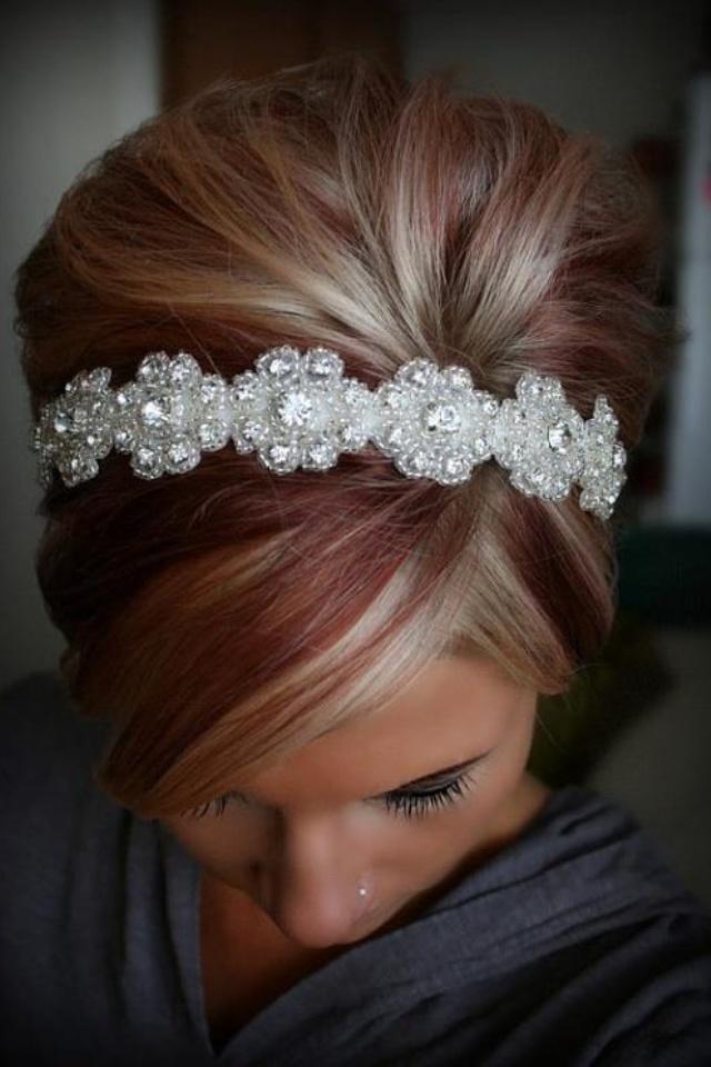 Wedding Princess Hair:)