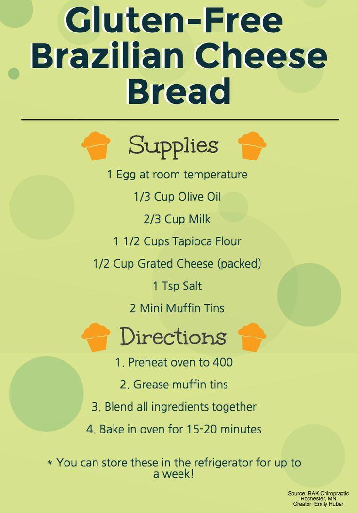 Gluten Free Brazilian Cheese Bread. Rochester Minnesota
