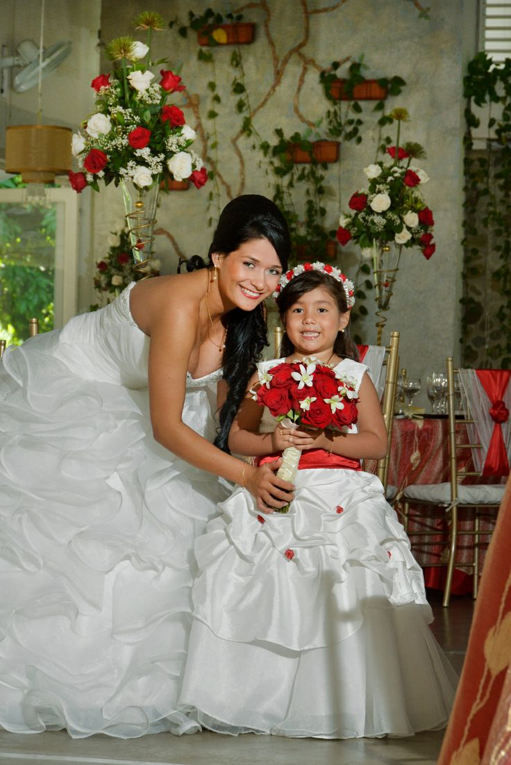 Boda Lorena con su hija. #FotografiaDeBodasCali
