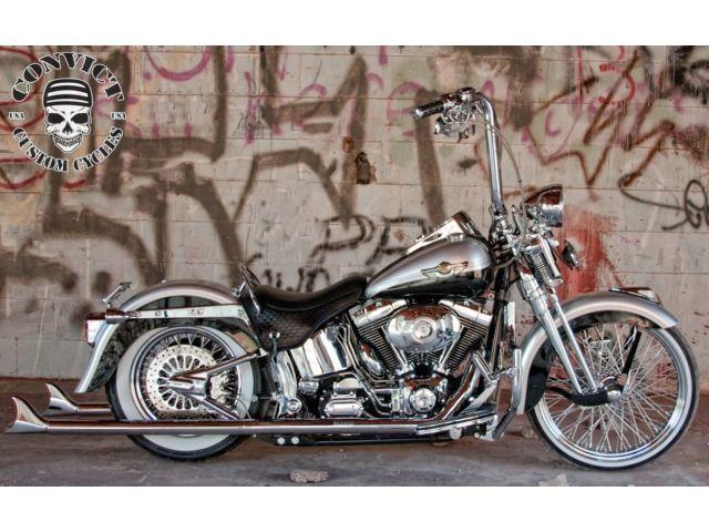 Harley Davidson Heritage Softail Springer For Sale - Custom Harley ...