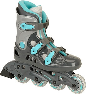 Eventually I moved up to Roller blades.  Great exercise but they weren't as fun as my good old skates.