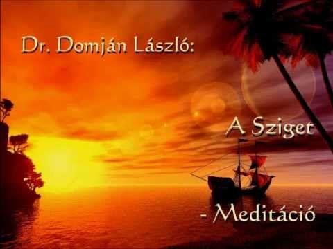 Dr. Domján László: A Sziget
