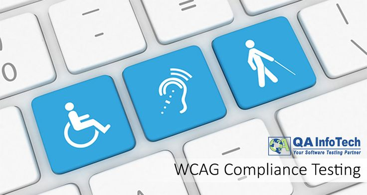 With emergence of online banking, social media, e-commerce,  e-paper it becomes even more crucial to ensure that electronic data and information available, accessible  for everyone, especially  for differently abled people.  #AccessibilityTesting experts @QAInfoTech adheres to Section 508 and  #WCAG Compliance Testing approach, to know more visit http://qainfotech.com/accessibility-testing-services.html