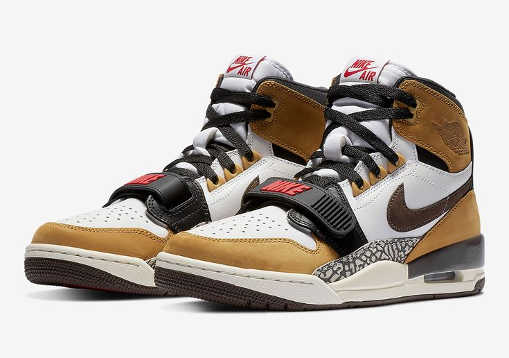 low priced a5913 1ca02 Jordan Legacy 312 Rookie Of The Year Buy Now   SneakerNews.com. New Men Air  Jordan Legacy 312 Shoes White Baroque Brown-Wheat-Red