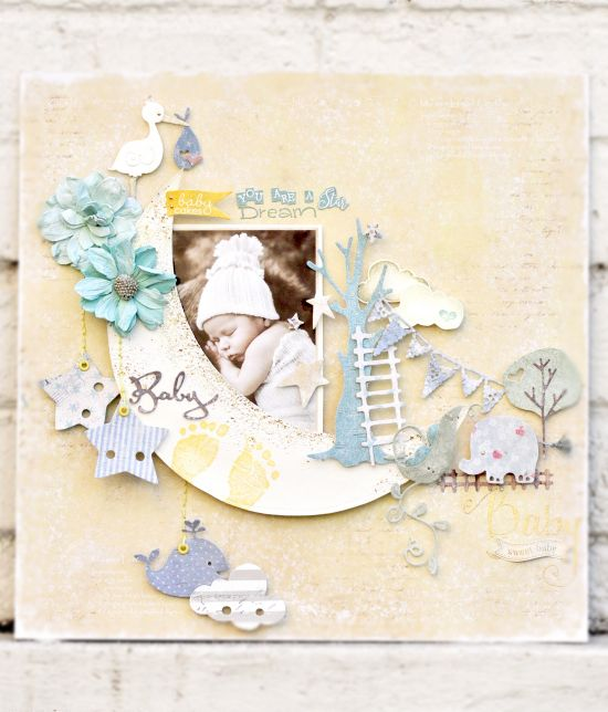 Jiwon's Magnolia Blog: Baby's Dream