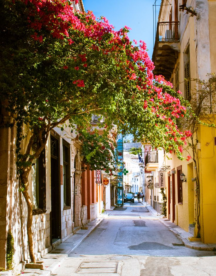 AFAR.com Highlight: Pretty Greek Seaside Resort by Charissa Fay