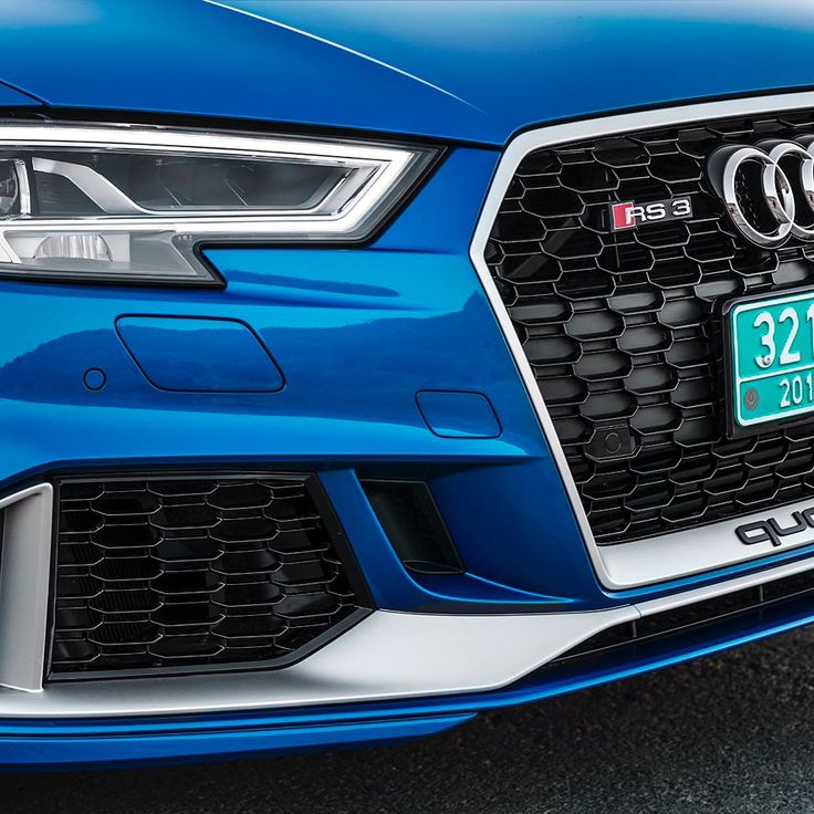 Blue or green - 400hp either way with the new RS3 -- #newRS3 #blueeaudi or #greenaudi #blackoptics ---- oooo #audidriven - what else pictures Audi ---- #Audi #RS3 #AudiRS3 #RS3sportback #RS3sedan #quattro #4rings #drivenbyvorsprung #orangeRS3 #Audicolor #carsbyaudisport #audisport #blueRS3 #greenRS3 #audiled