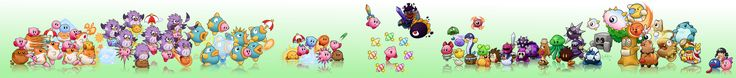 Kirby's Dream Land 2 LP character art by Torkirby on deviantART