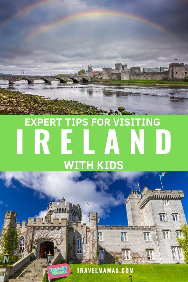 Ireland with Kids - Expert Tips for a Family Vacation on ...