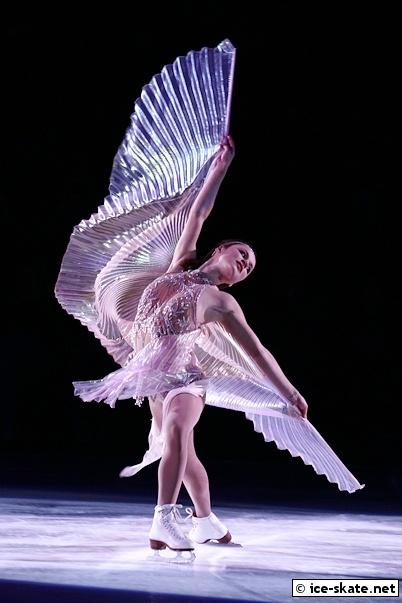 SOI 2009 - Sasha Cohen - Angels in America