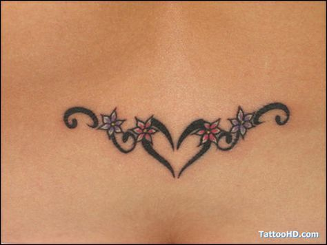 family heart tattoo designs ,