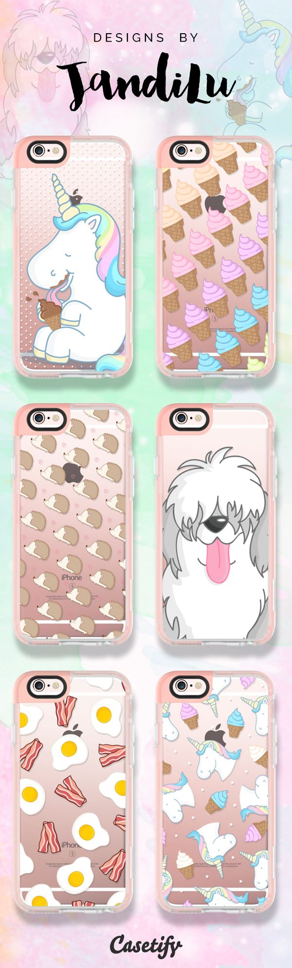 Click through to see more New Standard iPhone 6 case designs by JandiLu >>> https://www.casetify.com/jandilu/collection | @casetify